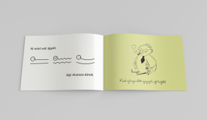 Editorial design, Book of Hungarian Proverbs, 2014, V