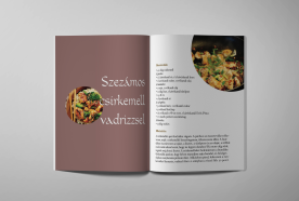 Editorial design, Recipes from the world, 2015, IV