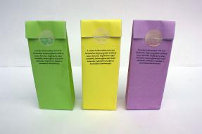 Tea package design, 2015, II