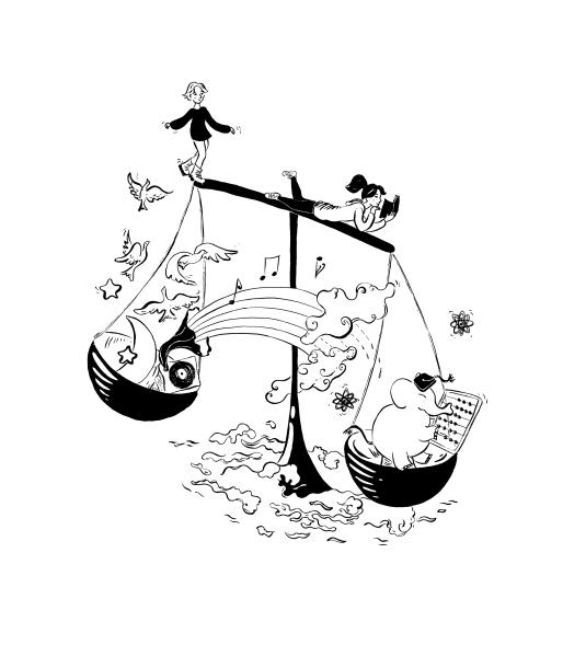 Balance, 2017