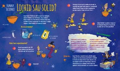 Children's Magazine Illustration and Magazine Layout